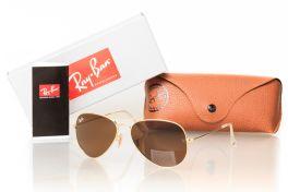 Солнцезащитные очки, Ray Ban Original 3025brown