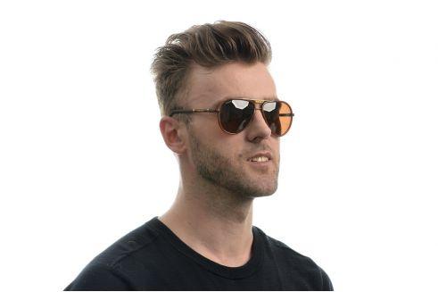 Мужские очки Gucci 874brown-M