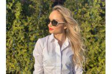 Женские очки Christian Dior abstract-white-W