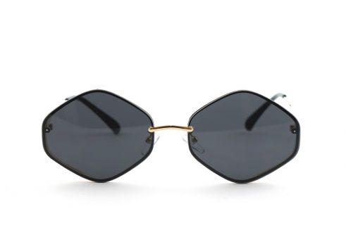 Женские классические очки 2181-black-W